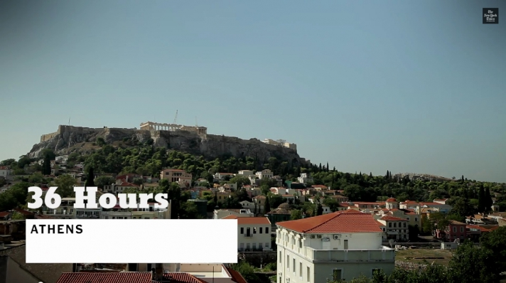36 Hours in Athens - The New York Times