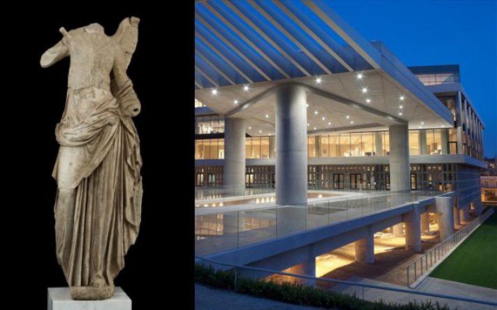 The Acropolis Museum celebrates its sixth birthday