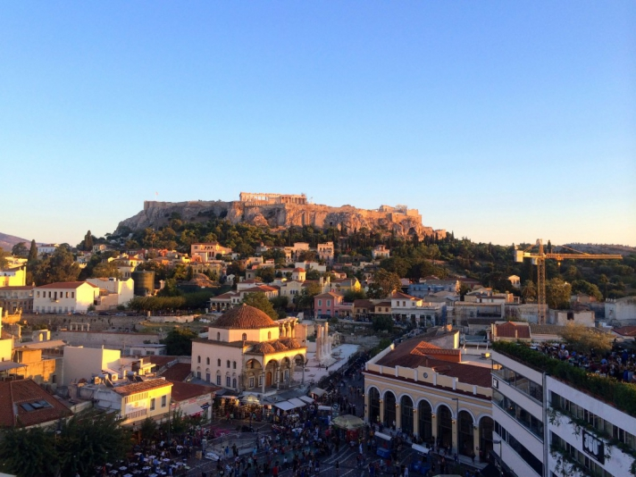 Free guided tours in Athens - Detailed program for the new year 2015!