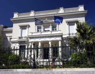 Benaki Museum (central building)