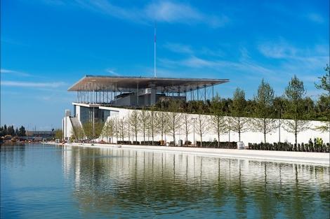 Stavros Niarchos Foundation Cultural Center (SNFCC)