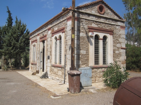 Mineralogical Museum of Laurion