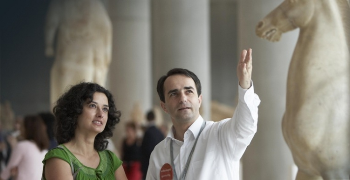 Acropolis Museum Gallery Talks