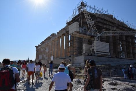 Acropolis Restoration Project